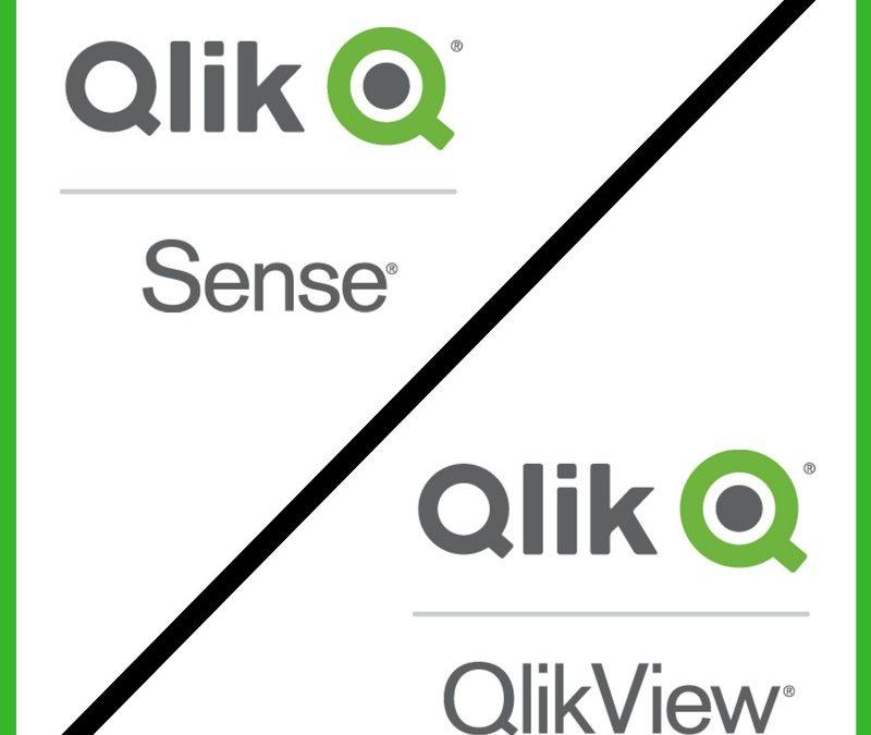Qlik Sense vs QlikView