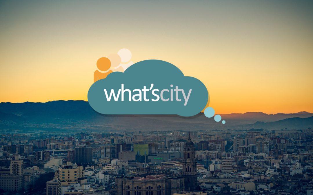 What's City, solución de seguridad ciudadana