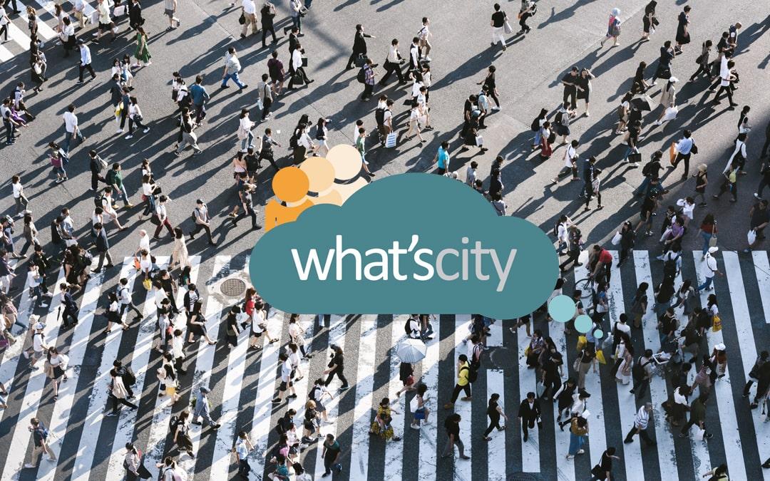 What's City, la plataforma que integra a los ciudadanos con su gobierno